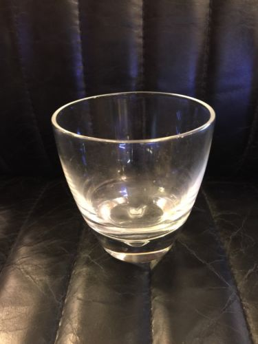 Beautiful  Vintage Steuben Crystal Glass Goblet
