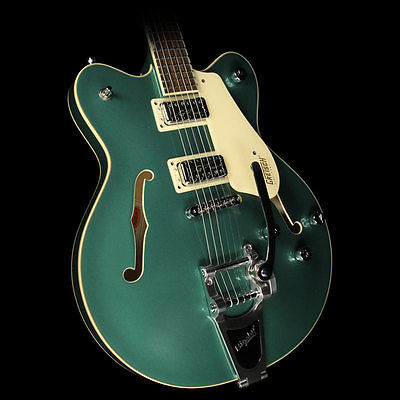 Gretsch G5622T Electromatic Center Block Cutaway Guitar w/ Bigsby Georgia Green