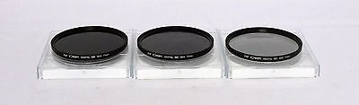 K&F Concept Digital HD 77mm ND8 ND4 ND2 3x Filters Used Digital DSLR