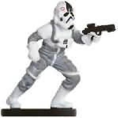 2x #30 AT-AT Driver The Force Unleashed Star Wars Miniatures NM