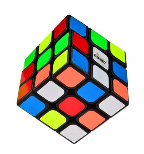 Three Layer Magic Cube 3x3x3 Multicolor Cube