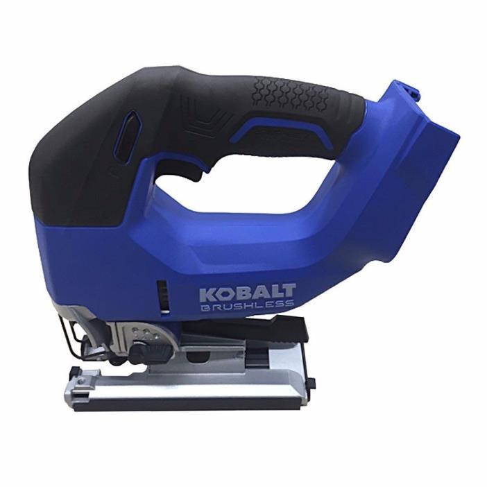 Kobalt 24-Volt Max Variable Speed Keyless Cordless Jigsaw (Bare Tool)