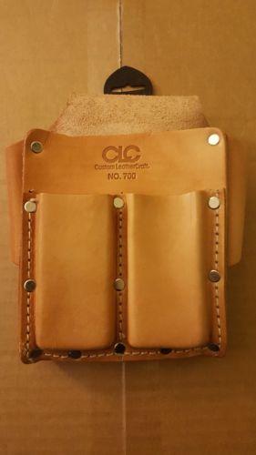 Custom LeatherCraft 700 5-Pocket Tool Pouch