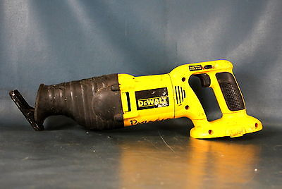 Dewalt DW938 Cordless Variable Speed 18V Reciprocating Saw (TOOL ONLY)