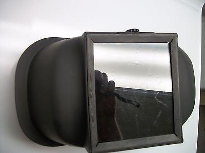 Welding Helmet Large Lens 4-1/2