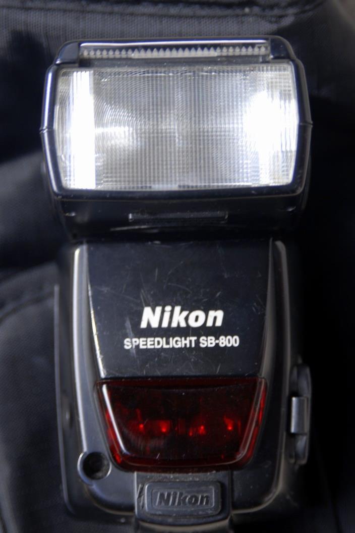 Nikon  SB-800 sb800  ref  72456827  D700 d800 d600 d5500 5300 d3300 d3100 d3