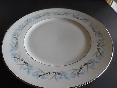 Vintage Quality Crafts China Memory Lane Pattern Dinner Plate made in Germany