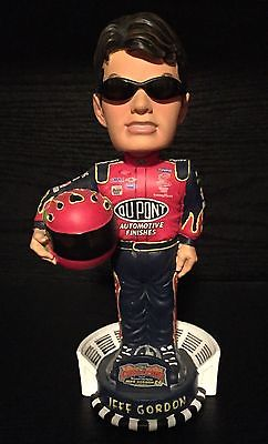 Jeff Gordon #24 Legends Of The Track Forever Limited Edition Bobble Head Figure