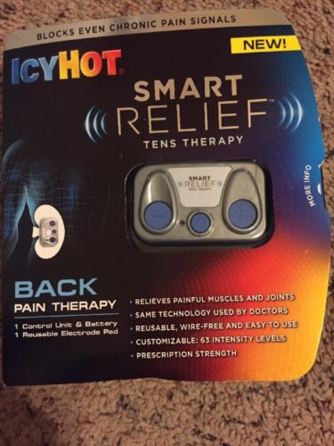 IcyHot Smart Relief Tens Therapy For Back and Hip Pain Therapy