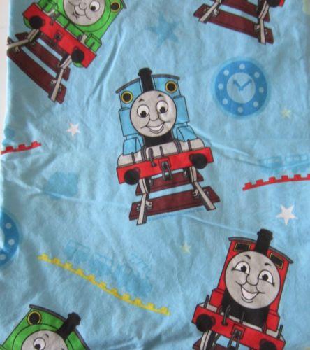 Thomas the Tank Engine Flat Twin Sheet Bedding Craft Fabric