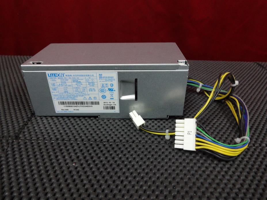 LENOVO THNKCENTRE E73 Power Supply Liteon PS-3181-02 180W SFF 54Y8871