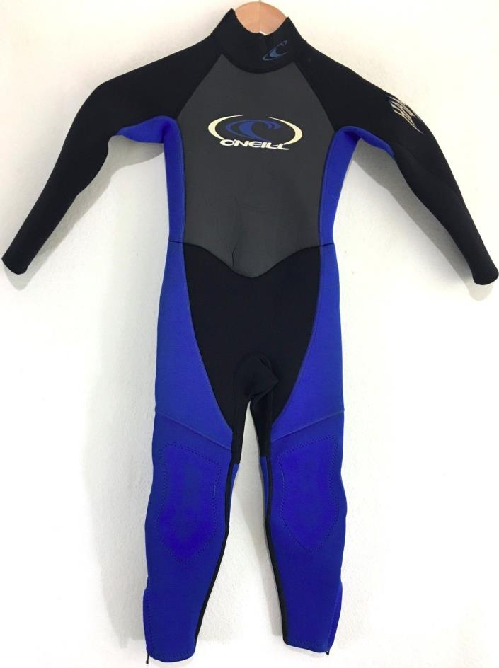 O'Neill Childs Full Wetsuit Hammer 3/2 Kids Youth Size 4