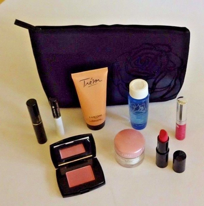 LANCOME   Gift with Purchase  9 Pcs: Cils Booster, Hypnose, Tresor PLUS more