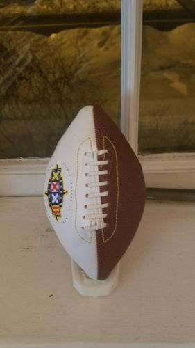 *SPORTS MEMORABILIA* Super Bowl 32 Mini Football