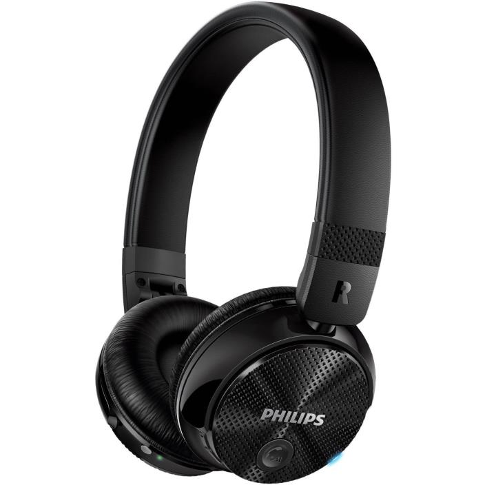 Philips Bluetooth Noise Canceling Headphones Gaming Silence Airplane Movies Vids
