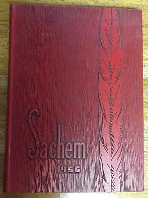 1955 Southwest High School Yearbook -