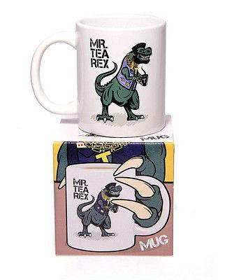 Novelty Dinosaur Mug