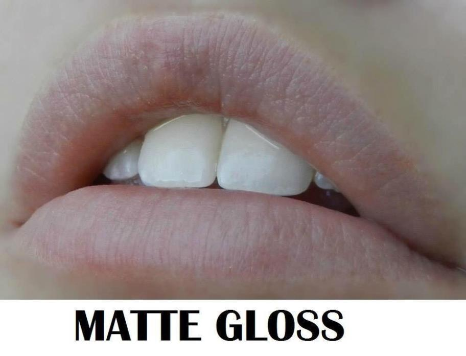 Lipsense Matte Gloss BRAND NEW