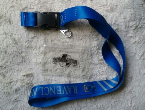 Harry Potter Ravenclaw Lanyard  FREE SHIPPING