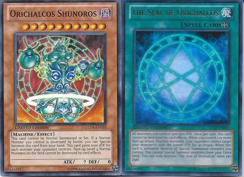 Authentic Dartz Deck - Orichalcos Shunoros - Timeater - Yugioh - 42 Cards