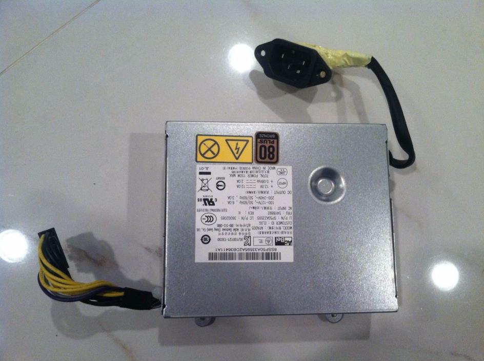 Lenovo ThinkCentre All in One M71z M72z M73z M92z 150W Power Supply APA005
