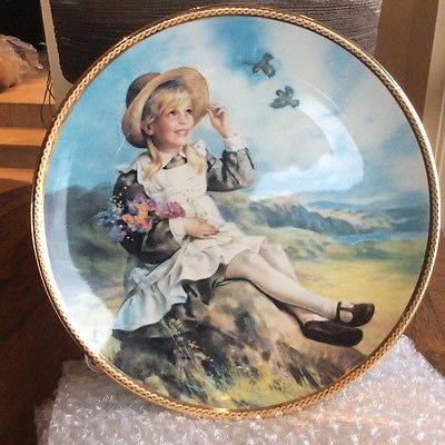 ALAN MURRAY COLLECTOR PLATE