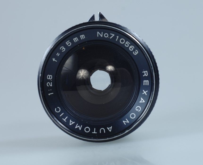 Rexagon 35mm f2.8 Lens Nikon Non Ai