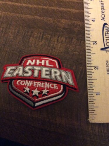 NHL Eastern Conference Embroidered Patch~3 3/8