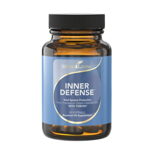 Young Living - Inner Defense Softgels - Daily Supplement (NEW / SEALED)