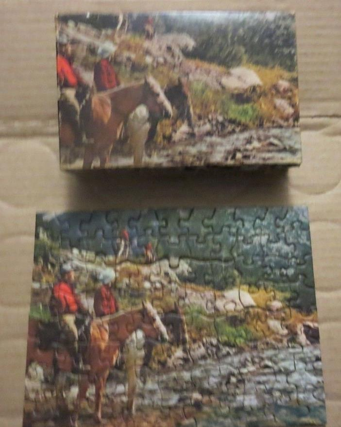 vintage Tuco Puzzle Miniatures