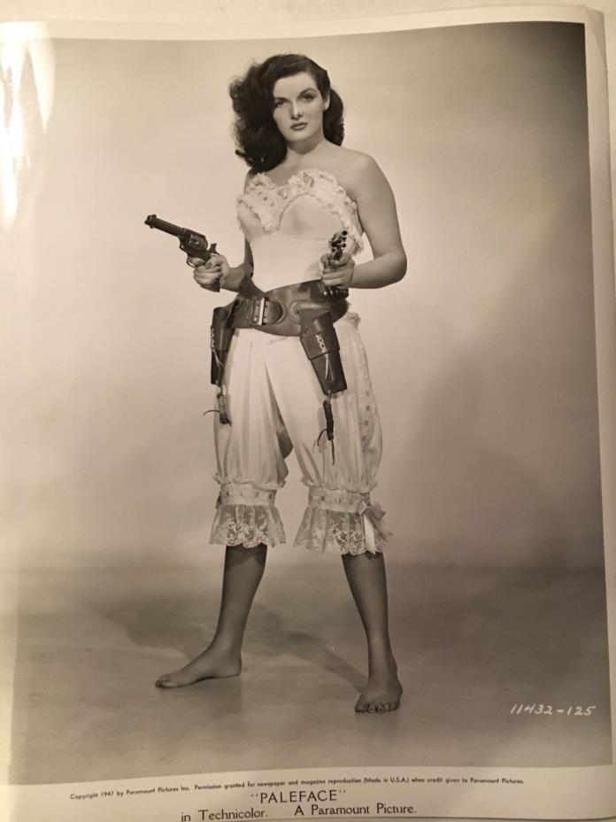 JANE RUSSELL in