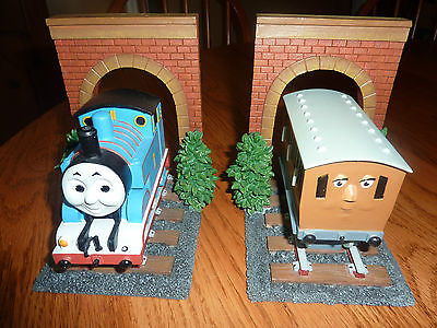 Thomas the Train/  Thomas and Friends/ Thomas and Clarabel Bookends