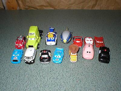 14 WALT DISNEY/Pixar CARS Various Diecast VHTF COLLECTIBLES