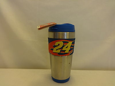 Jeff Gordon *Winner's Circle* Flare Tumbler travel #24 doublewall insulated* New