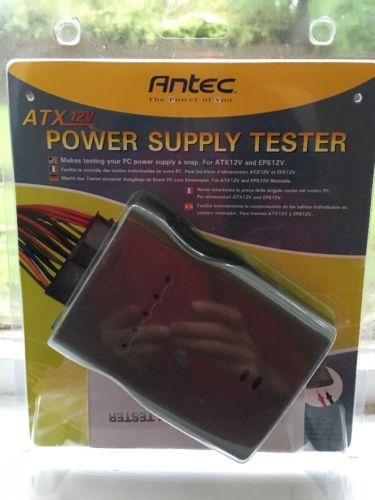 Antec ATX12V PSU Tester ATX12V Power Supply Tester