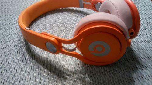 Beats by Dr. Dre Mixr Headband Headphones - Neon Orange