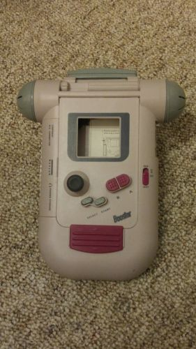 Vintage Radio Shack Gameboy Booster with Magnifier Speaker Screen Magnifier