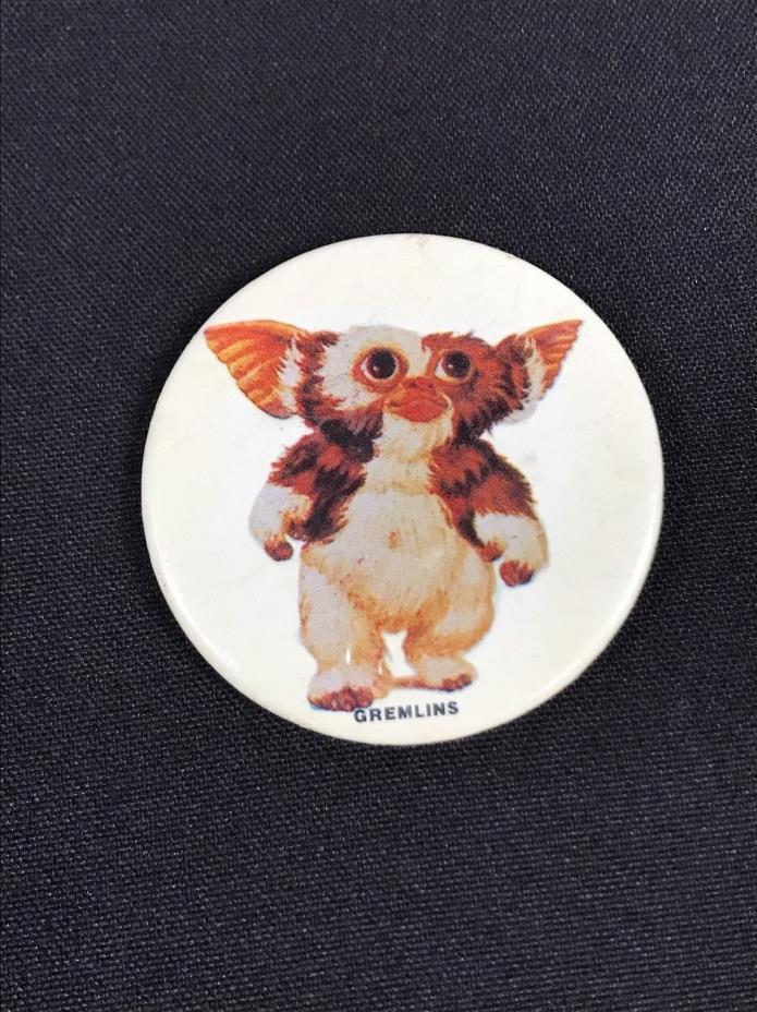 Gizmo Gremlins Button