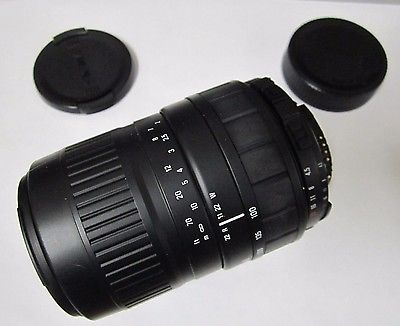 Sigma AF 100-300mm D f/4.5-6.7 DL UC Camera Zoom Lens for Nikon *NICE*