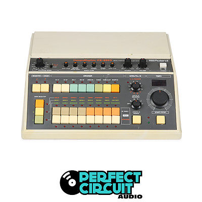Roland CR-8000 CR8000 Analog DRUM MACHINE - VINTAGE - PERFECT CIRCUIT