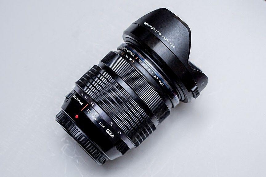 Olympus M. Zuiko Digital 12-40mm F/2.8  Lens Free Shipping