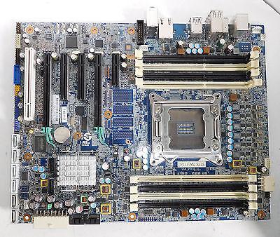 GENUINE HP Z420 Workstation System Board 708615-001, 708615-601, 618263-002