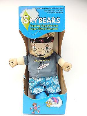 SkyBears Plush KITE Soaring Superheroe Skysurfer The Hamster READY TO FLY KIDS