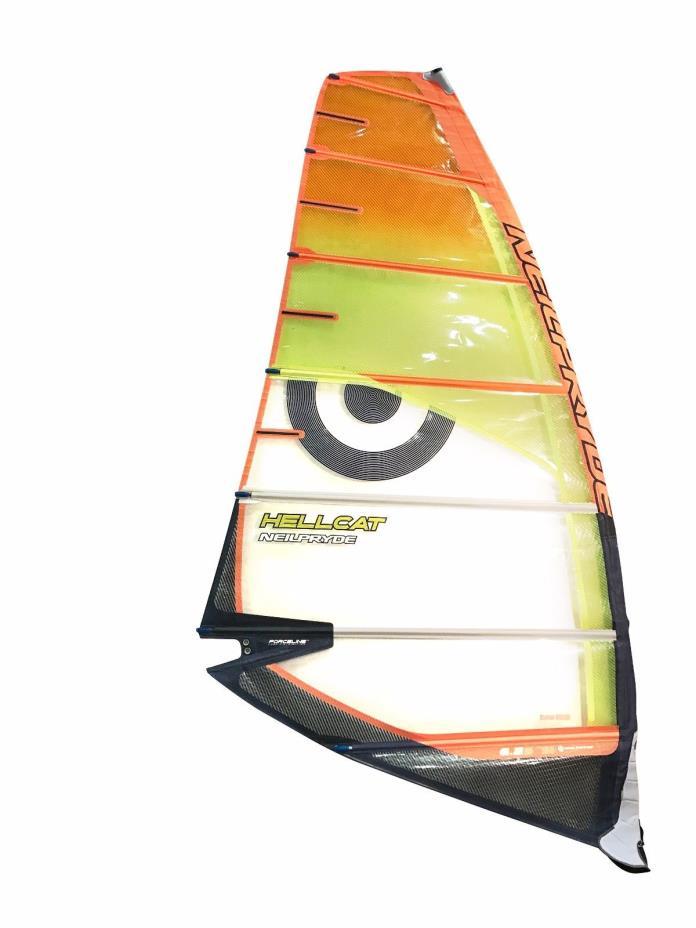 NEILPRYDE HELLCAT 6.2 Windsurf Sail Grade A -8800