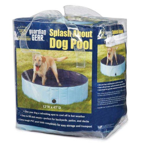 Cool Pup Splash About Dog Pool ,Blue