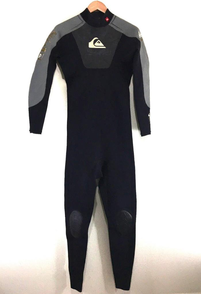 Quiksilver Mens Full Wetsuit Syncro 3/2 Size LT Large Tall