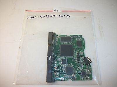 IDE Hard drive logic board - Seagate - Western Digital - 2061-001129- 001 C