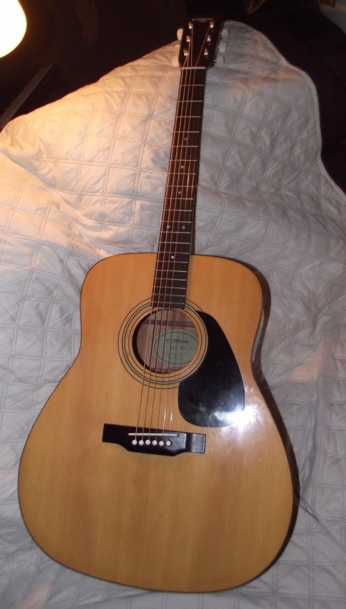 Yamaha Eterna Electric Guitar Price