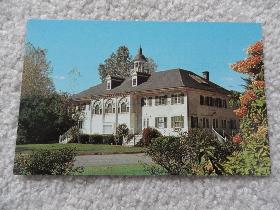Berkshire Playhouse, Stockbridge Massachusetts   Postcard