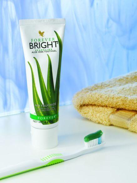 Forever Bright Sparkling Aloe Vera Toothgel